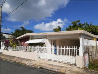 Casa terrera en Amelia, Guaynabo 72 mil