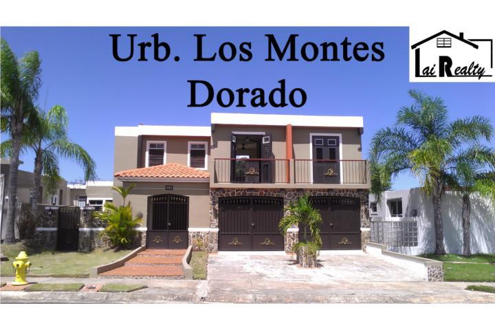 Los Montes De Dorado Puerto Rico