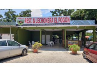 Restaurante el Fogón - 2 cuerdas de terreno