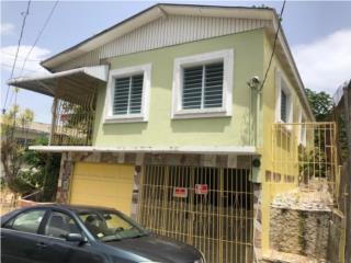 Casa en Calle Justiniano, cemento y madera