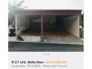 787-633-7866 BELLO MONTE $74.100