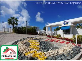 OCEAN CLUB, FRENTE A PISCINA, AMUEBLADO 3H-2B