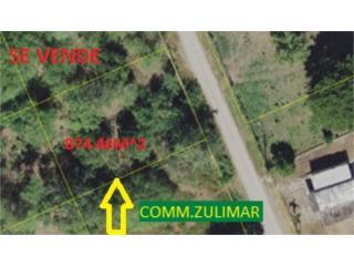 Comunidad Zulimar conocido por Sector Obdulia