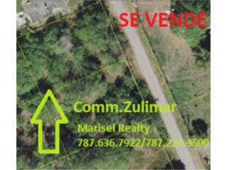 Terreno Com.Zulimar-Sector Obdulia