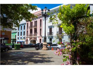 Plaza de Armas Hotel in Old San Juan FOR SALE