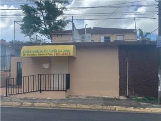 Oficina medica y unidades de vivienda!!