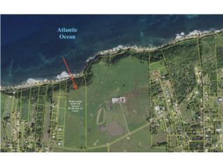 CAMUY - 20.88 Cuerdas con acceso directo al mar