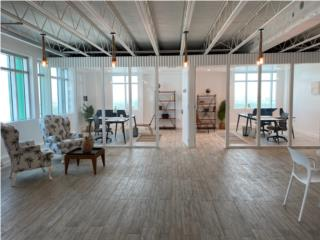 Modern Office Space - First Bank - High Floor