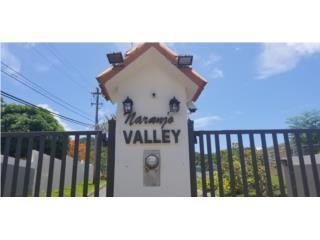 Naranjo Valley **1143 metros**