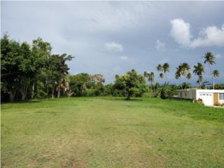 Lot on good area, close to beach and Road 110