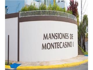 Busca casa reposeida en area de Montecasino?