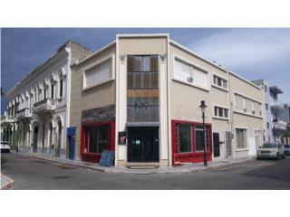 Edificio Comercial, uso mixto, Ponce Centro