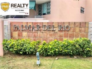 APARTAMENTO EN CONDOMINIO PALMAR DEL RIO