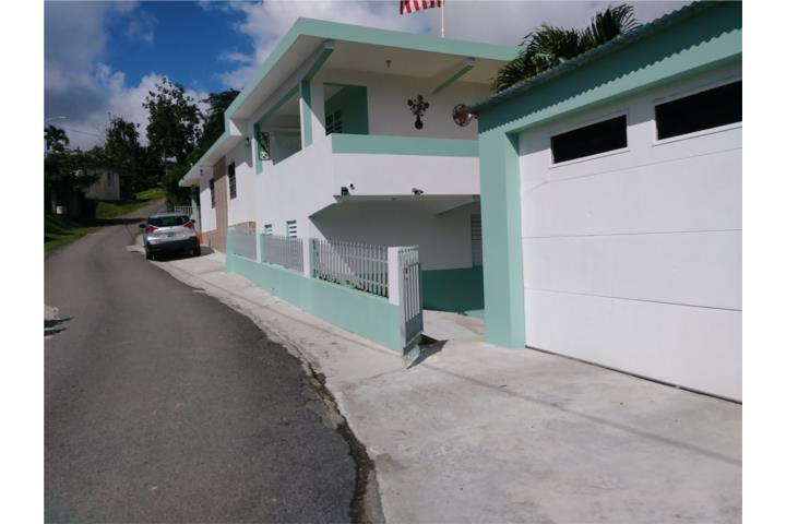 Quebrada Arenas Puerto Rico