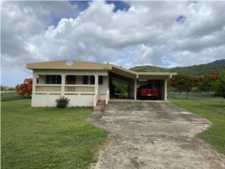 Opcionado! Casa en Bo. Pitahaya Camino La Vega