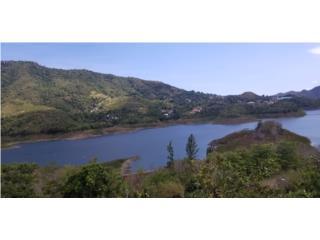 Solares Lago Toa Vaca Villalba.Vista hermosa!