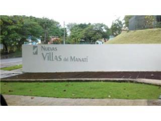 Cond Villas del Manati 3h 2b $110mil