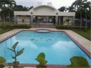 Villas del Manati 1er piso GARDEN Solo $115k UNICO
