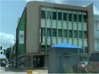 Edificio en la Calle Ramos Antonini