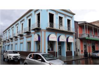 Ponce Centro, Zona Histórica. Edificio Comerc