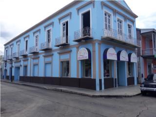 Edificio Comercial esquina de 7,913p2. Ponce