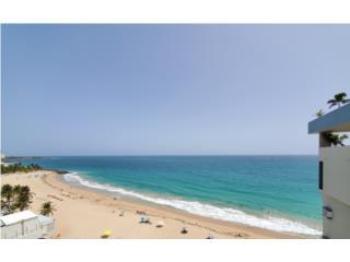Beachfront between Marriott & La Concha!