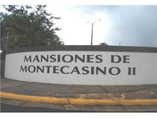 TOA ALTA, Mansiones de Montecasino C/Acceso