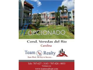 Apartamento en VEREDAS DEL RIO! *OPCIONADO*