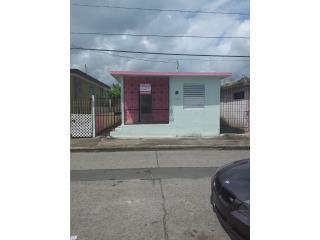 Casa comercial en pueblo de Humacao PR