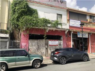 COMERCIAL 2 PISOS,FRENTE A PLAZA DE DE RECREO