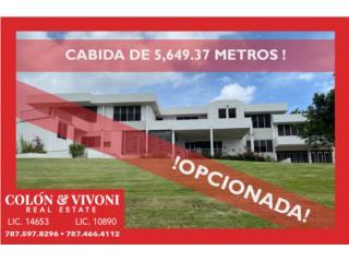 Preciosa residencia en Miradero (Mayaguez)