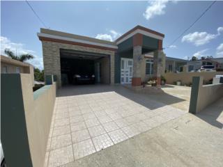 Casa 4R,2BR, 110k, San Sebastian PR