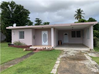 Bo. Agua Claras, C/Jardin #335, Ceiba
