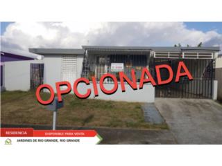 OPCIONADA 3-1 $97,000 JARD. DE RIO GRANDE