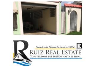 Urb Monte Verde 3 h y 1 b Realty,MBA