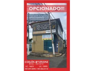 Edificio Comercial (Mayaguez) 325K OMO