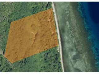 5 acres on the water in Culebra Island
