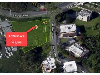 BARRIO MINILLAS-SOLAR 1,129.86 m2-LOTE 3