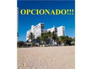 OPCIONADO!!APT DE PLAYA COND MAR DE ISLA VERDE