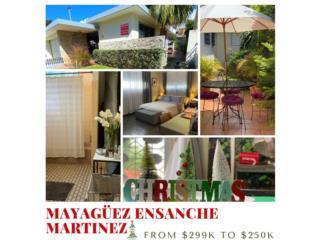 Casa en Ensanche Martinez (Mayaguez) 250K OMO