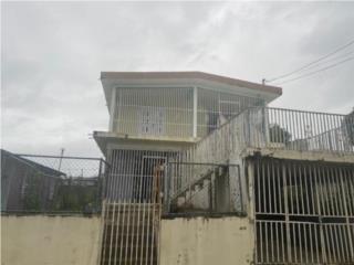 BARRIO CULEBRINAS. 4 CUARTOS 2 BANOS-$72,700