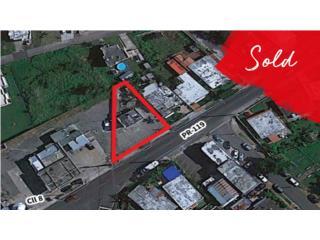 Terreno Comercial Camuy #161 - 7,093 SF - SOLD