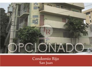 *OPCIONADO* Apartamento en COND. RIJO