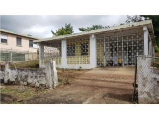 casa con solar de  3,122.05 mc en Naguabo