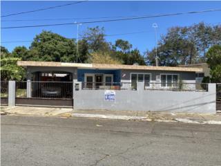 2 CASAS, 6 cuartos, 3 baños, Arecibo