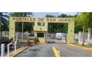 Portales de San Juan, OPCIONADO