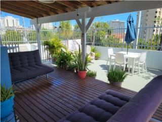 PH with huge terrace near Ocean Park beach
