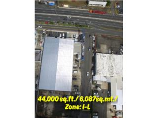 *WAREHOUSE- Zone I-L * 44,000 sq.ft.* 6,087mt