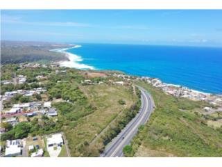 ** 5.64 ACRES WITH BEAUTIFUL OCEAN VIEWS **