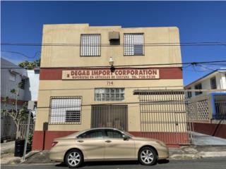 Edificio 714 Calle Bolívar $265K